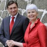Jadranka Kosor, Borut Pahor